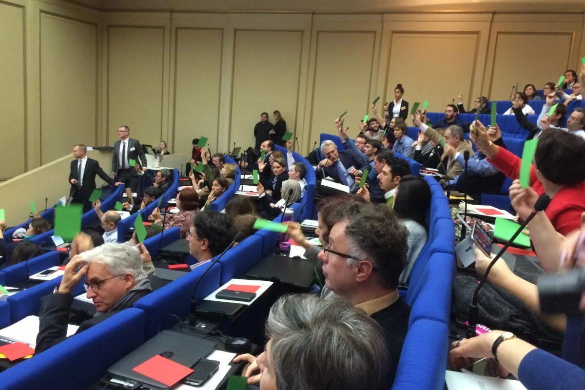 В Берлине прошел Глобальный Форум и Конференция по диагностике и лечению Крапивницы.