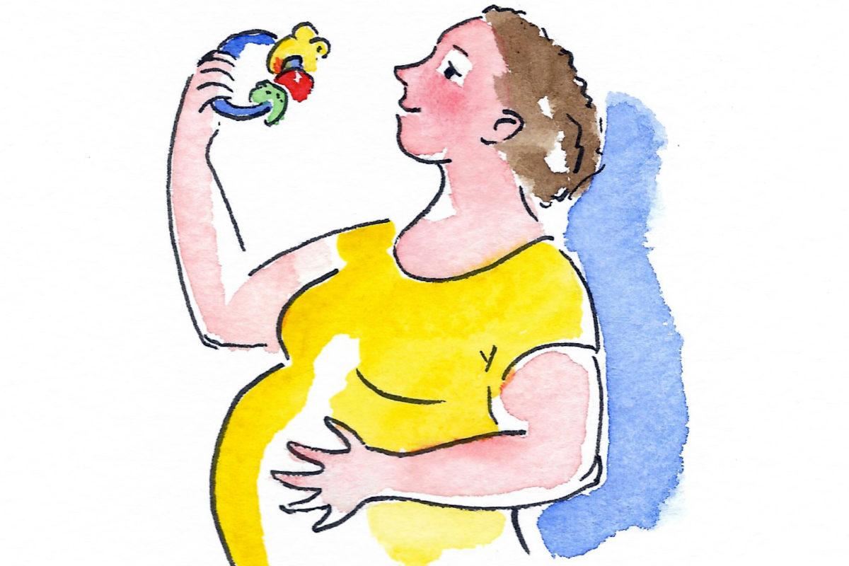 Кесарево сечение или естественные роды. Риск развития пищевой  аллергии.