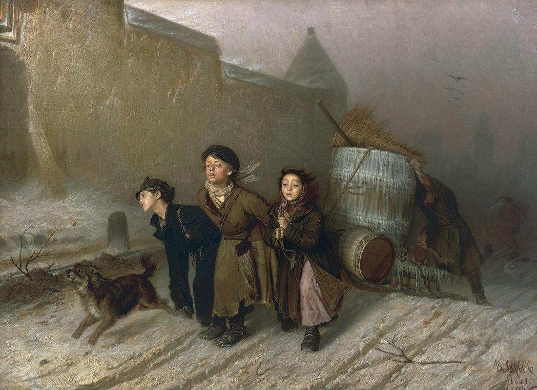 Материнство и детство. История появления зависимых отношений.