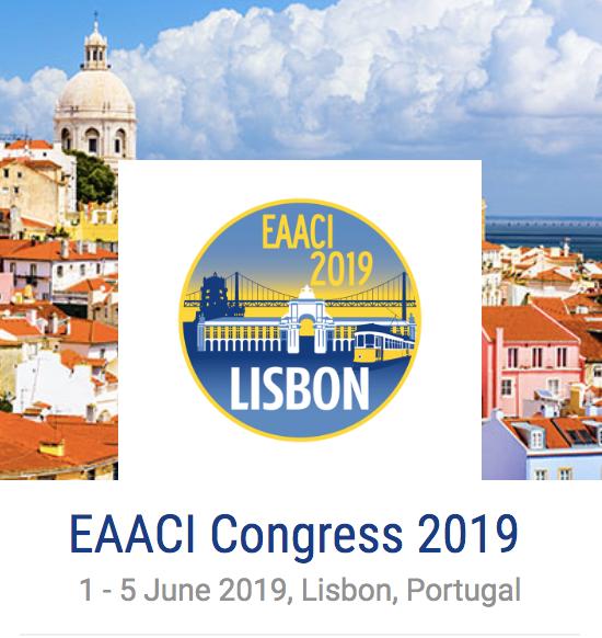 Конференция EAACI в Лиссабоне