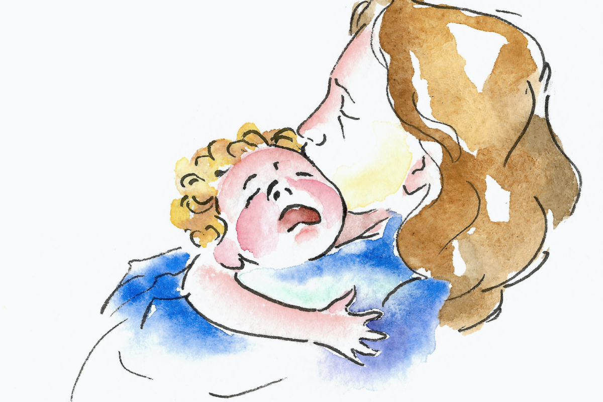 Клинический случай. Атопический дерматит и пищевая аллергия. Новое о старом.